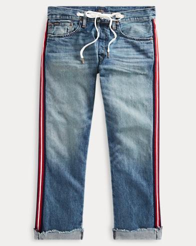 폴로 랄프로렌 Polo Ralph Lauren Varick Slim Straight Jean,Lynbrook