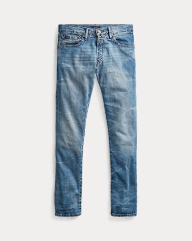 폴로 랄프로렌 스트레이트 청바지 Polo Ralph Lauren Varick Slim Straight Jean,Granger Stretch