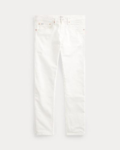 폴로 랄프로렌 Polo Ralph Lauren Sullivan Slim Stretch Jean,Dover Stretch White