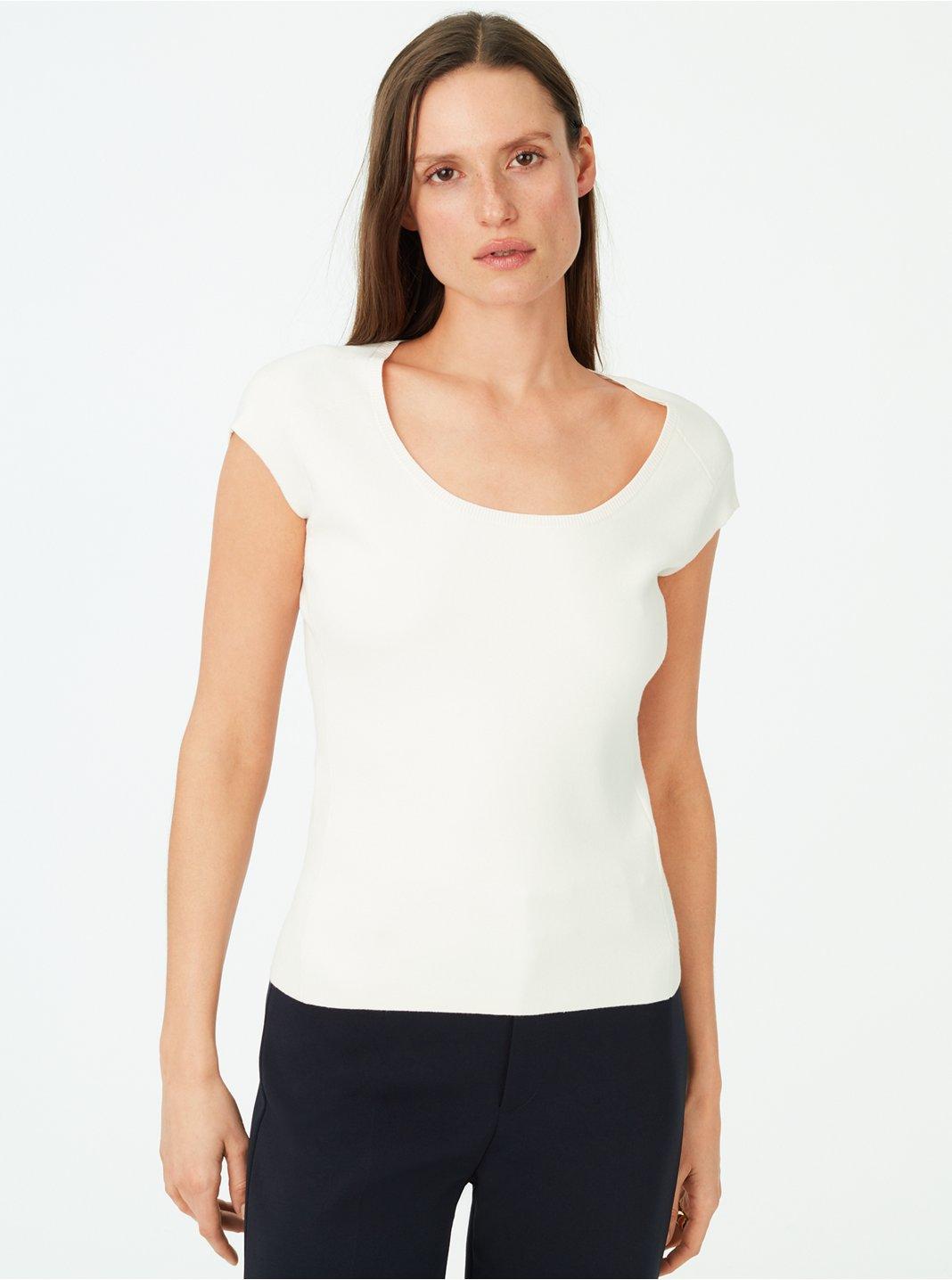 클럽 모나코 Ludvig 스웨터 Club Monaco Ludvig Sweater,Blanc De Blanc