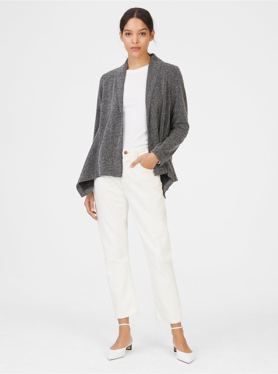 클럽 모나코 Koree 자켓 Club Monaco Koree Jacket,Grey Multi