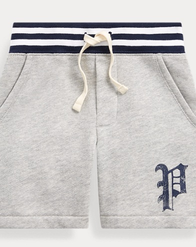 폴로 랄프로렌 남아용 반바지 Polo Ralph Lauren Twill Terry Short,Andover Heather