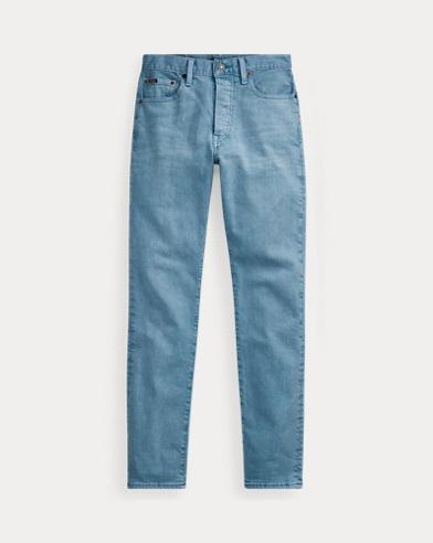 폴로 랄프로렌 Polo Ralph Lauren Callen High-Rise Slim Jean,Soft Blue