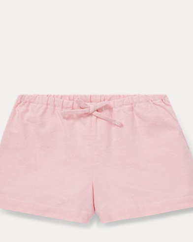 폴로 랄프로렌 Polo Ralph Lauren Cotton Oxford Woven Short,Resort Pink