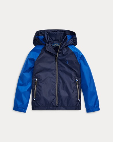 폴로 랄프로렌 Polo Ralph Lauren Packable Hooded Jacket,French Navy