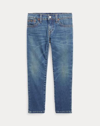 폴로 랄프로렌 남아용 청바지 Polo Ralph Lauren Eldridge Skinny Stretch Jean,Aiden Wash
