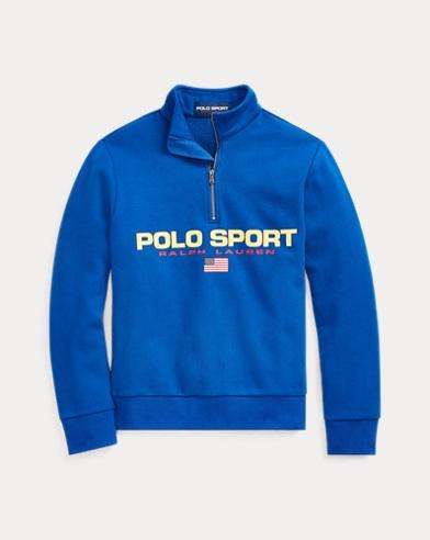 폴로 랄프로렌 Polo Ralph Lauren Polo Sport Fleece Sweatshirt,Sapphire Star