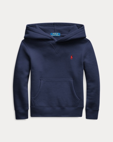 폴로 랄프로렌 Polo Ralph Lauren Cotton-Blend-Fleece Hoodie,French Navy