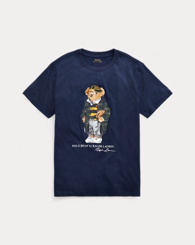 폴로 랄프로렌 Polo Ralph Lauren Polo Bear Cotton Tee,French Navy