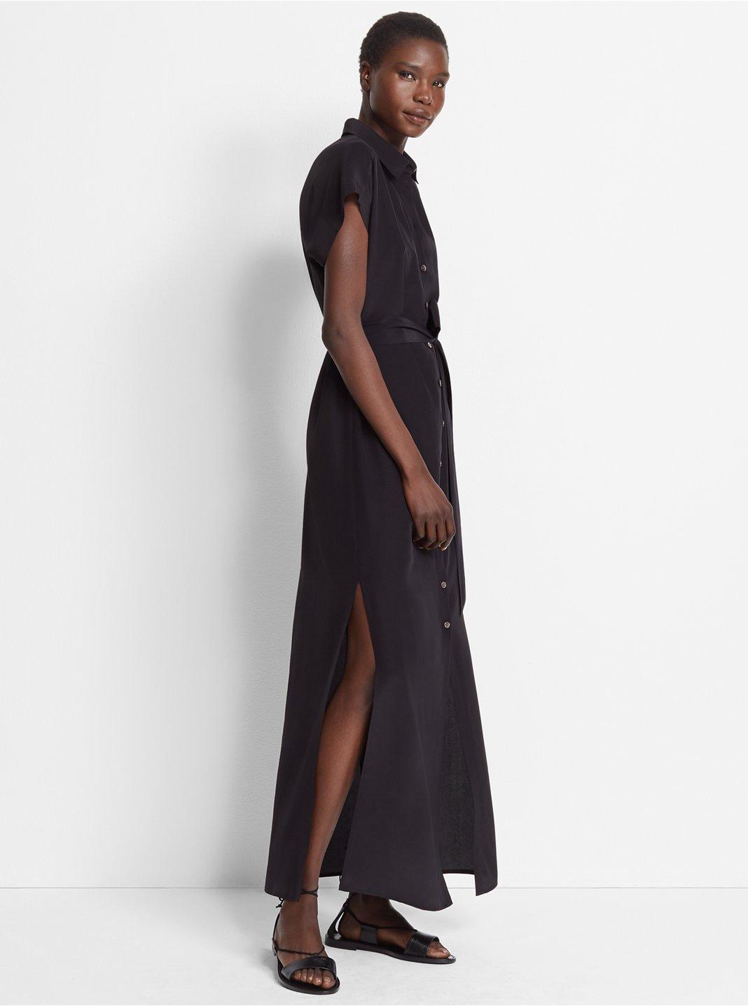 클럽 모나코 대니엘 실크 원피스 Club Monaco Danielle Silk Dress