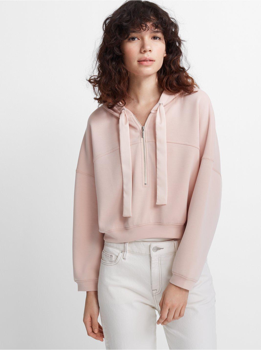 클럽 모나코 Strawberta 스웻셔츠 Club Monaco Strawberta Sweatshirt,Light Pink