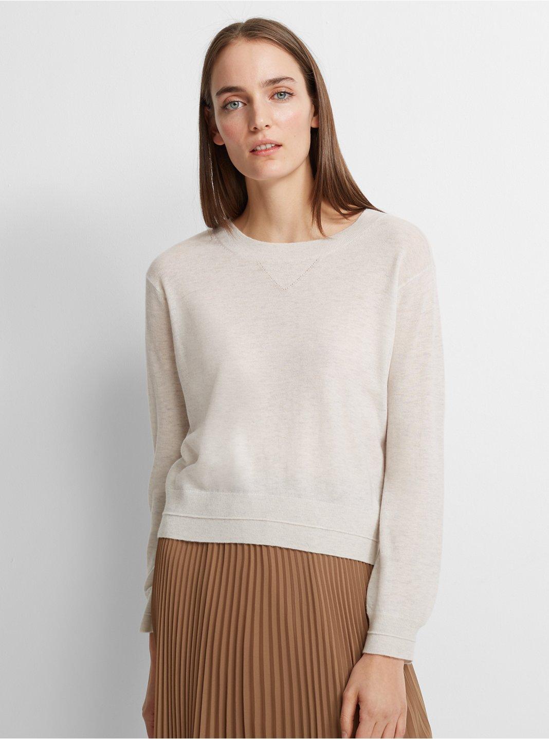 클럽 모나코 캐시미어 스웨터 Club Monaco Cashmere Sweatshirt Sweater