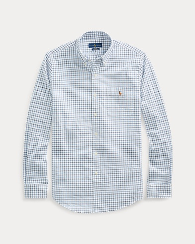 폴로 랄프로렌 Polo Ralph Lauren Slim Fit Tattersall Shirt,Multi