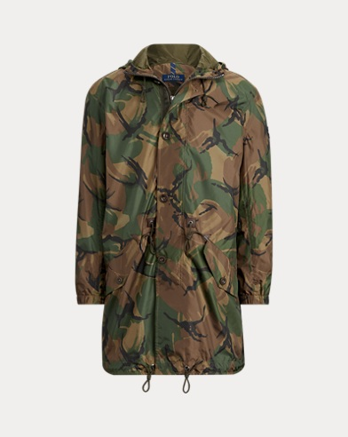 폴로 랄프로렌 Polo Ralph Lauren Water-Resistant Marsh Coat,British Elmwood Camo