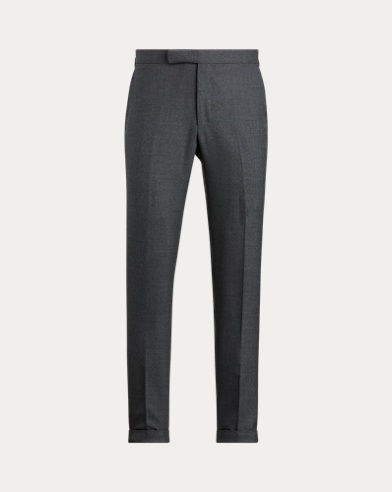 폴로 랄프로렌 Polo Ralph Lauren Polo Traveler Wool Trouser,Grey