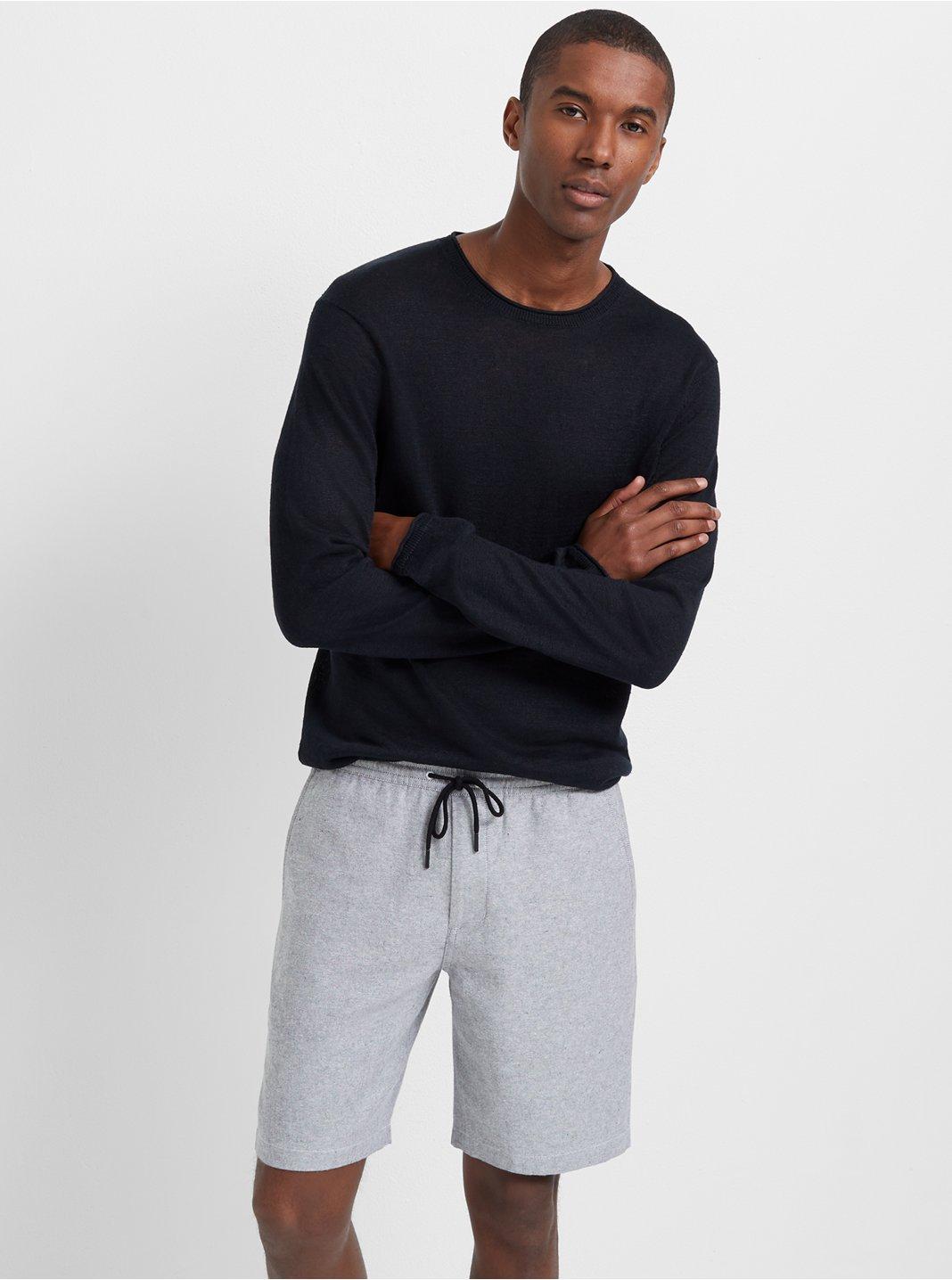 클럽 모나코 Club Monaco Linen Rollneck Sweater