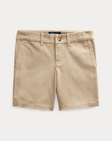 폴로 랄프로렌 Polo Ralph Lauren Stretch Chino Bermuda Short,Classic Khaki