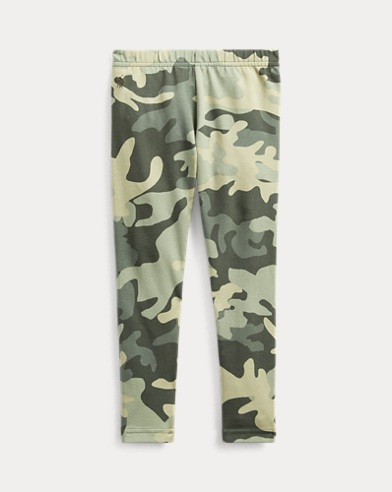 폴로 랄프로렌 Polo Ralph Lauren Camo Stretch Jersey Legging,Camo