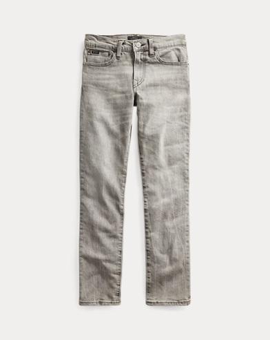 폴로 랄프로렌 Polo Ralph Lauren Eldridge Skinny Stretch Jean,Sadler Wash