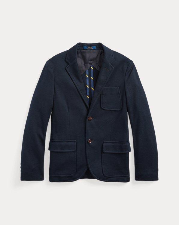 폴로 랄프로렌 보이즈 코트 Polo Ralph Lauren Knit Cotton Sport Coat,RL Navy