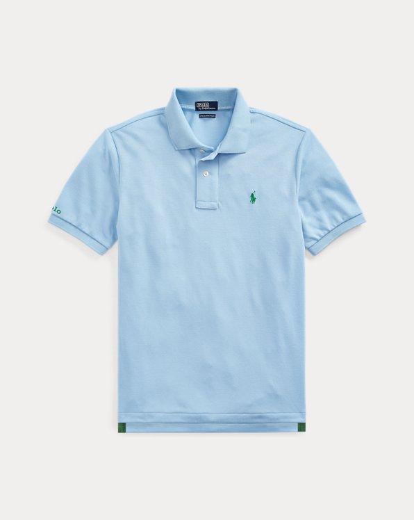 폴로 랄프로렌 보이즈 폴로 셔츠 Polo Ralph Lauren The Earth Polo,Baby Blue