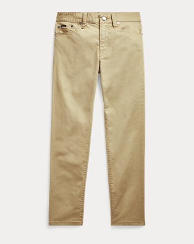 폴로 랄프로렌 Polo Ralph Lauren Varick Stretch Skinny Pant,Basic Olive