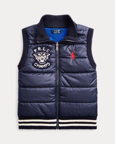 폴로 랄프로렌 Polo Ralph Lauren Reversible Sweater Vest,RL Navy Multi