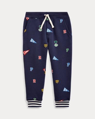 폴로 랄프로렌 남아용 조거팬츠 Polo Ralph Lauren Graphic Fleece Jogger,French Navy