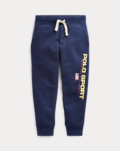 폴로 랄프로렌 남아용 조거팬츠 Polo Ralph Lauren Polo Sport Fleece Jogger Pant,Cruise Navy