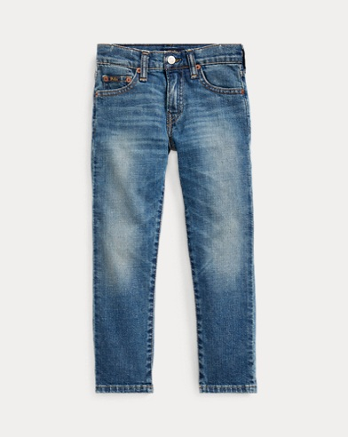 폴로 랄프로렌 남아용 청바지 Polo Ralph Lauren Sullivan Slim Stretch Jean,Woodhaven Wash
