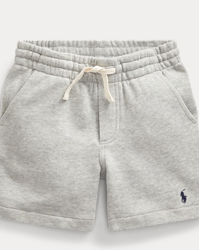 폴로 랄프로렌 남아용 반바지 Polo Ralph Lauren Cotton French Terry Short,Light Grey Heather