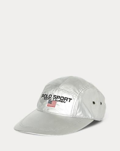 폴로 랄프로렌 Polo Ralph Lauren Limited-Edition Metallic Cap,Silver