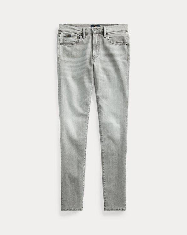 폴로 랄프로렌 Polo Ralph Lauren Tompkins Skinny Jean,Grey