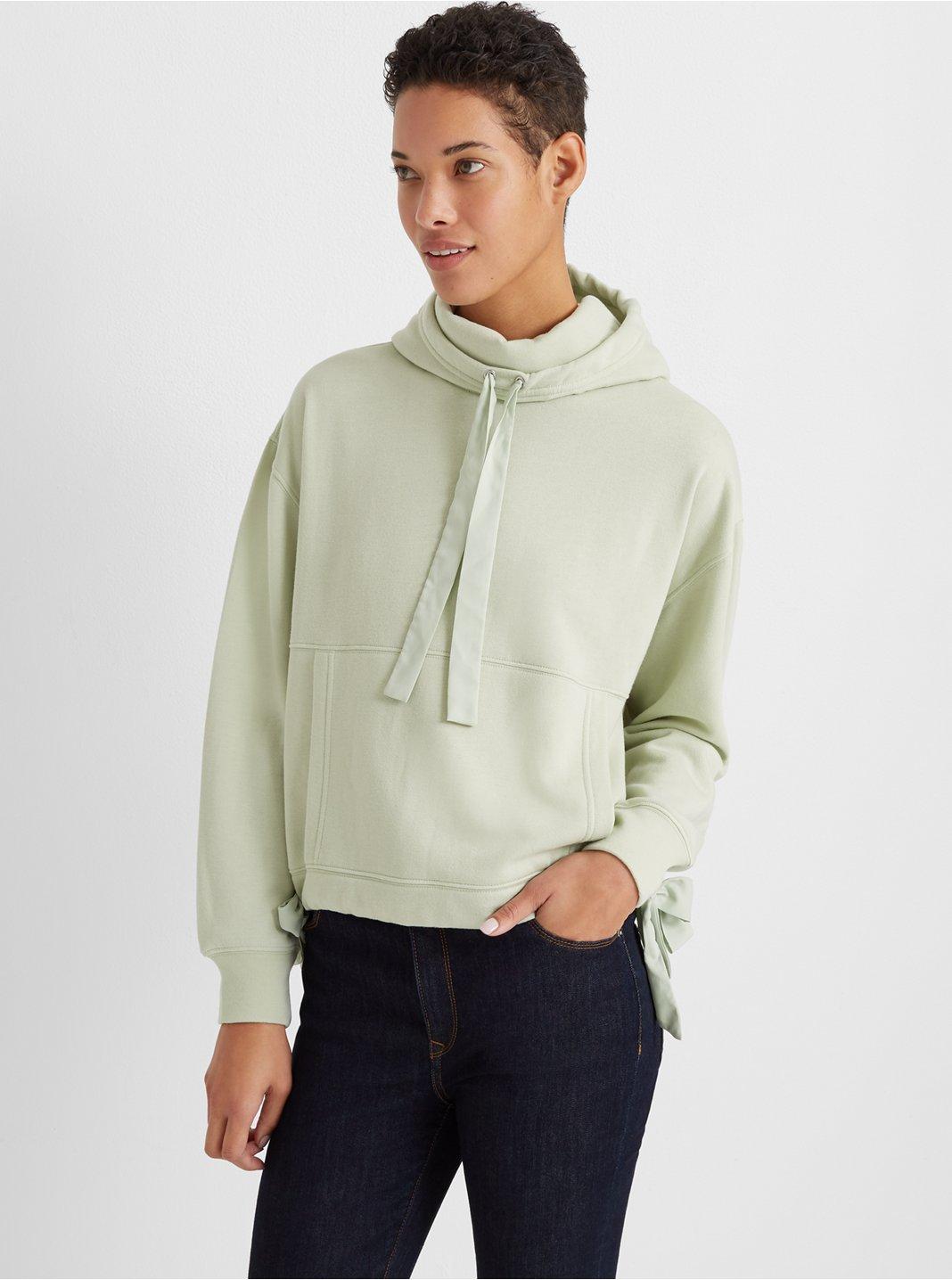 클럽 모나코 스웻셔츠 Club Monaco Harvee Sweatshirt,Soft Celadon
