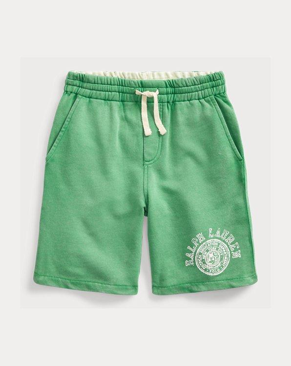 폴로 랄프로렌 보이즈 반바지 Polo Ralph Lauren Cotton French Terry Short,Raft Green