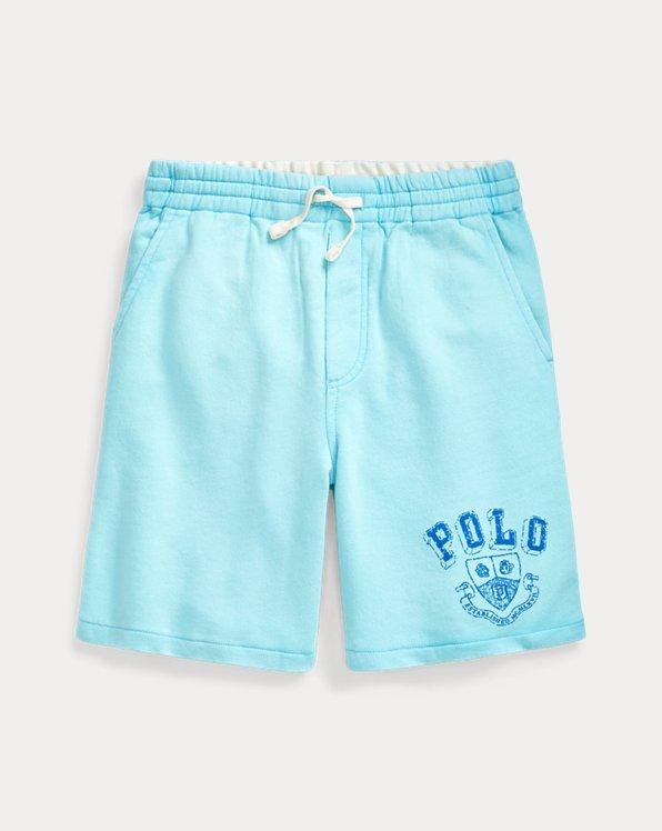 폴로 랄프로렌 보이즈 반바지 Polo Ralph Lauren Cotton French Terry Short,Hammond Blue