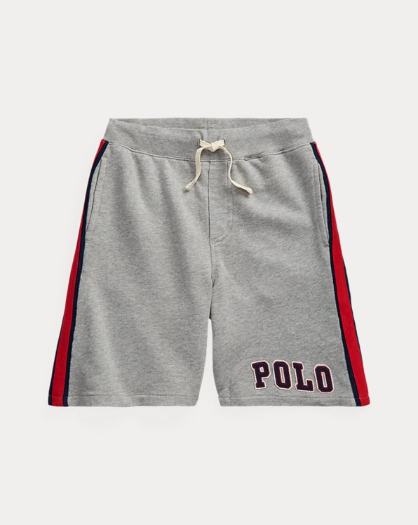 폴로 랄프로렌 보이즈 반바지 Polo Ralph Lauren Cotton French Terry Short,Andover Heather