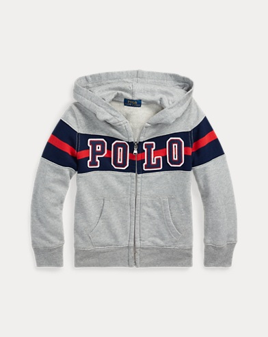 폴로 랄프로렌 남아용 후드티 Polo Ralph Lauren Cotton French Terry Hoodie,Andover Heather