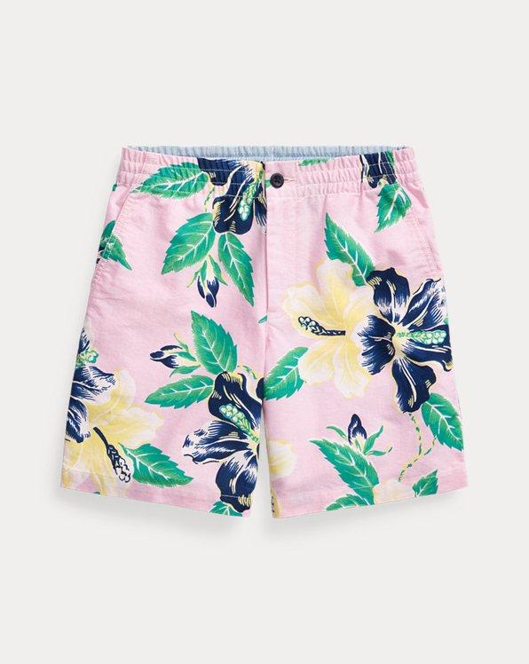 폴로 랄프로렌 보이즈 반바지 Polo Ralph Lauren Polo Prepster Oxford Short,Vintage Hibiscus