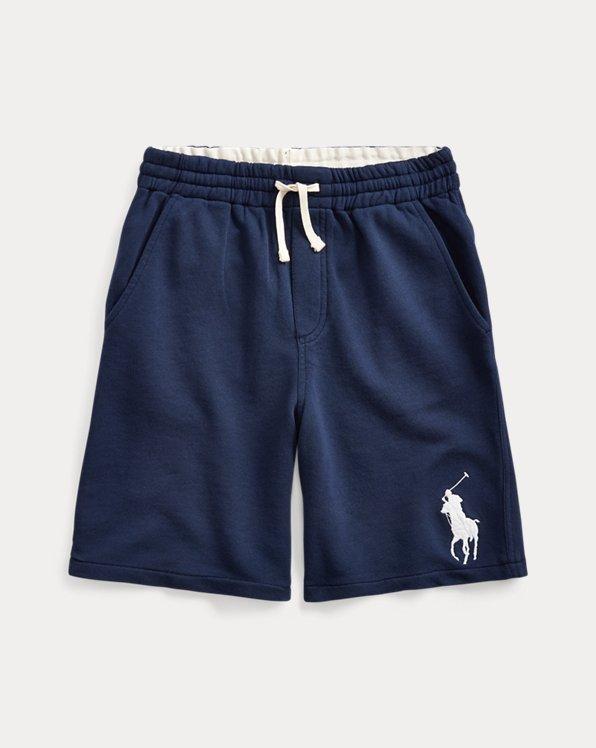 폴로 랄프로렌 보이즈 반바지 Polo Ralph Lauren Big Pony French Terry Short,Newport Navy