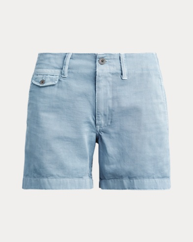 폴로 랄프로렌 Polo Ralph Lauren Cotton Chino Short,Estate Blue