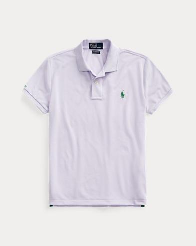 폴로 랄프로렌 우먼 폴로 셔츠 Polo Ralph Lauren The Earth Polo,Pastel Violet