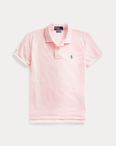 폴로 랄프로렌 우먼 폴로 셔츠 Polo Ralph Lauren The Earth Polo,Hint Of Pink