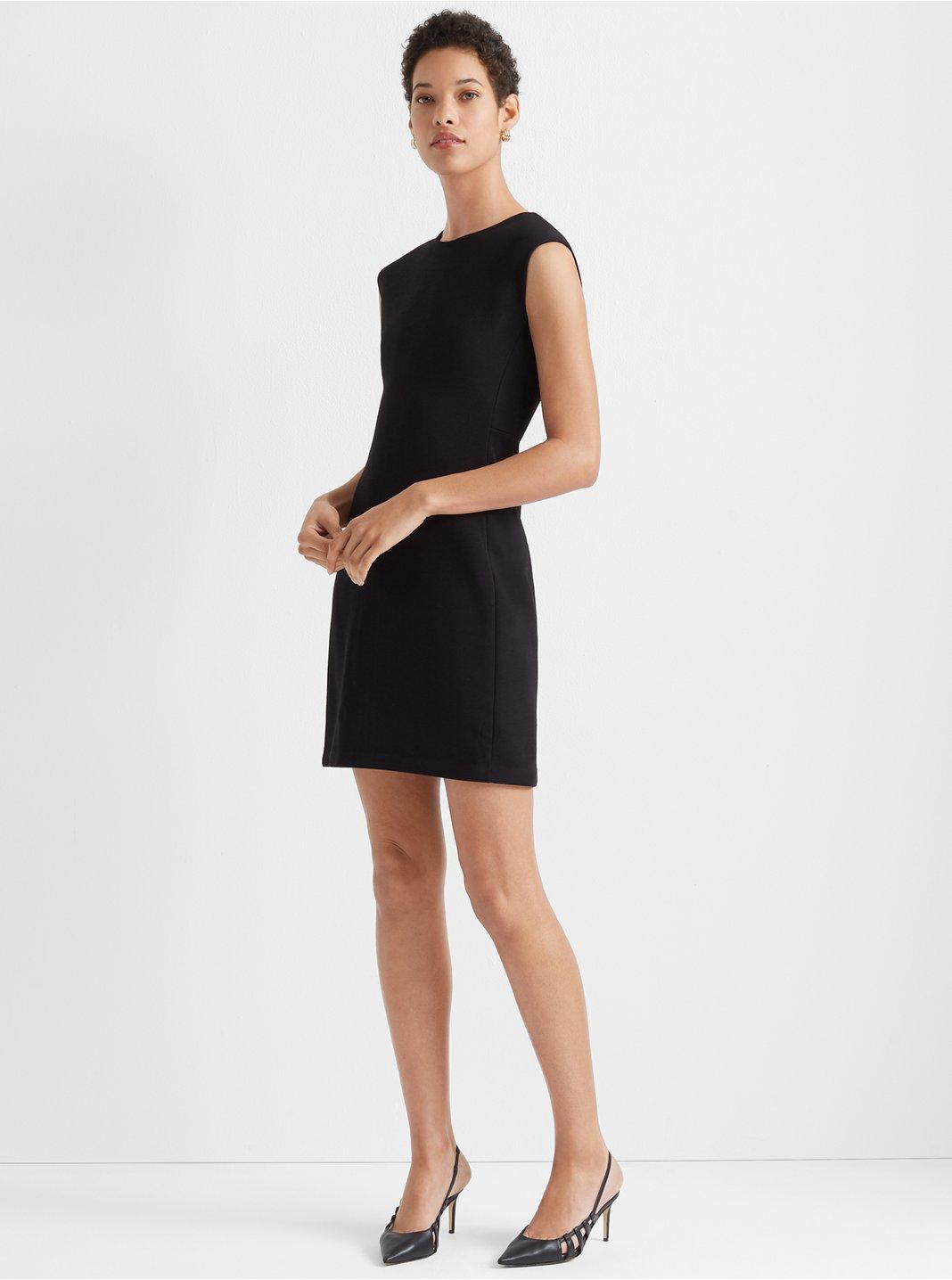 클럽 모나코 Club Monaco Sculptural Knit Mini Dress