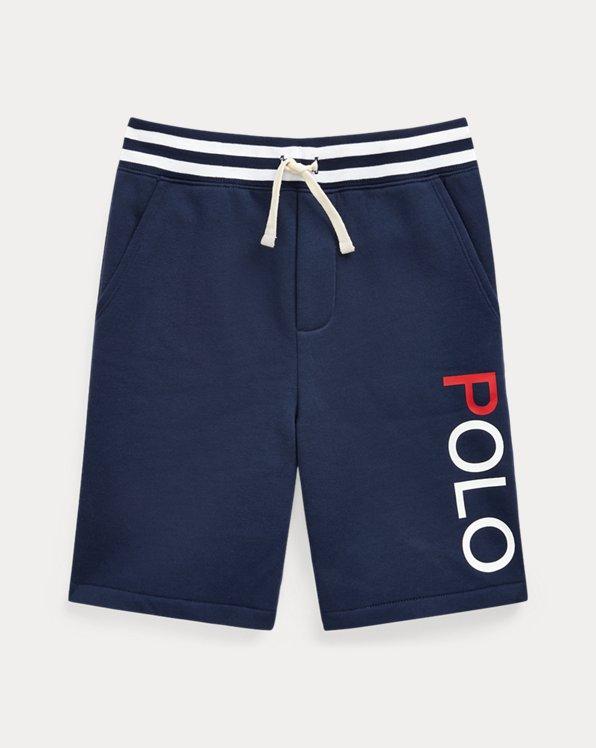 폴로 랄프로렌 보이즈 반바지 Polo Ralph Lauren Cotton-Blend-Fleece Short,Newport Navy