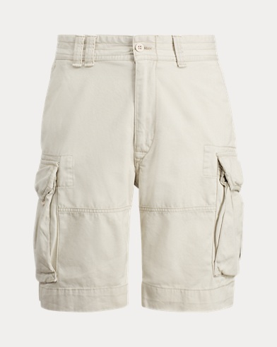 폴로 랄프로렌 Polo Ralph Lauren Classic Fit Cargo Short,Stone