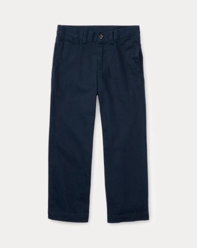 폴로 랄프로렌 남아용 치노 팬츠 네이비 (슬림핏) Polo Ralph Lauren Slim Fit Cotton Chino Pant,Aviator Navy