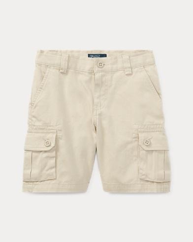 폴로 랄프로렌 남아용 반바지 샌드 Polo Ralph Lauren Cotton Chino Short,Basic Sand