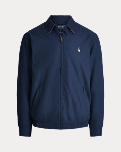 폴로 랄프로렌 바이스윙 윈드브레이커 자켓 네이비 Polo Ralph Lauren Bi-Swing Windbreaker,French Navy/Khaki