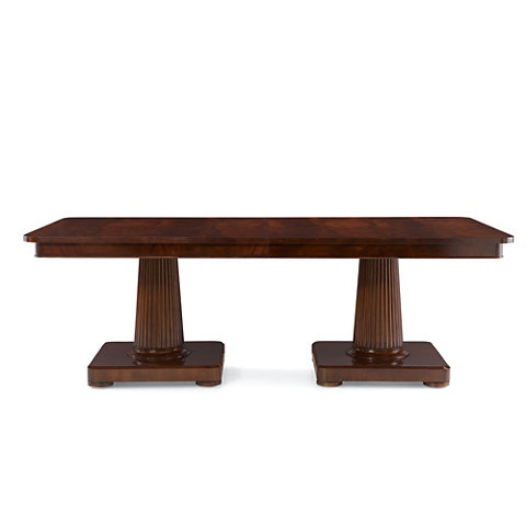 Charmant Mayfair Double Pedestal Dining Table   Dining Tables   Furniture   Products    Ralph Lauren Home   RalphLaurenHome.com